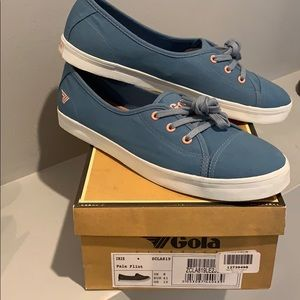 GOLA IRIS Sneakers Pale Flint NWT Size 10
